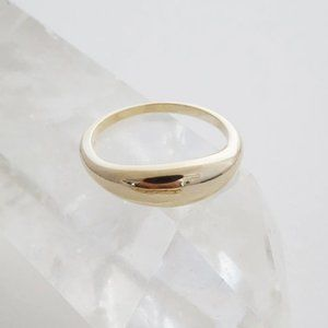 NWOT Dome Ring